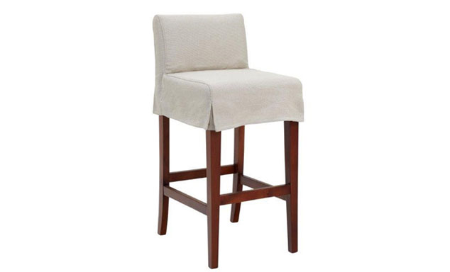 hugo barstool with loose cover